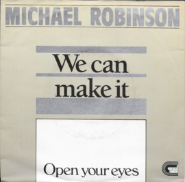Michael Robinson - We can make it