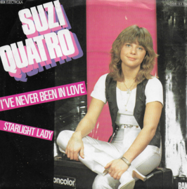Suzi Quatro - I've never been in love (Duitse uitgave)