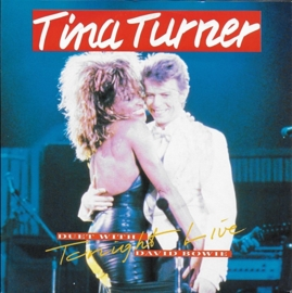 "Tina Turner & David Bowie - Tonight ""live"""