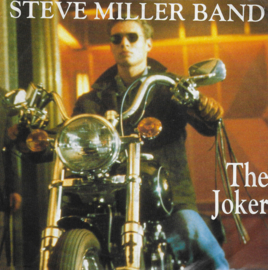 Steve Miller Band - The joker (Engelse uitgave)