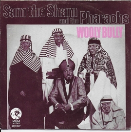Sam The Shame and The Pharaohs - Wooly bully