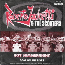 Roberto Jacketti and The Scooters - Hot summernight