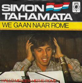 Simon Tahamata - We gaan naar Rome