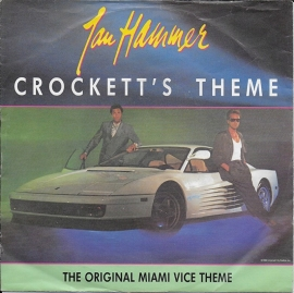 Jan Hammer - Crockett's theme
