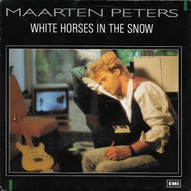 Maarten Peters - White horses in the snow