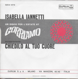 Isabella Iannetti - Corriamo