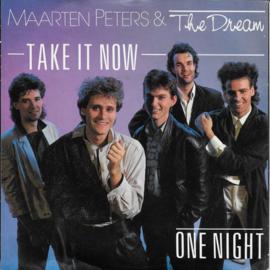 Maarten Peters & the Dream - Take it now