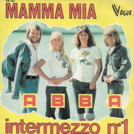 Abba - Mamma Mia (Franse uitgave)