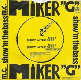 M.C. Miker G - Show 'm the bass