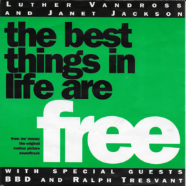 Luther Vandross and Janet Jackson - The best things in life are free