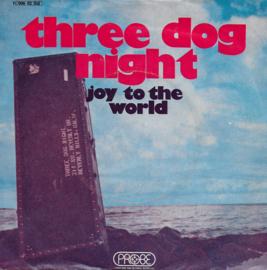 Three Dog Night - Joy to the world (Duitse uitgave)