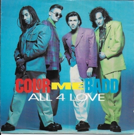 Color Me Badd - All 4 love