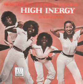 High Inergy - You can't turn me off (in the middle of turning me on)