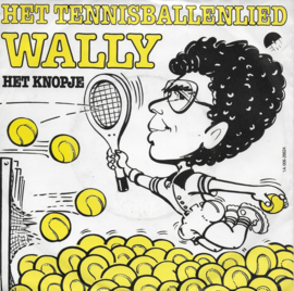 Wally - Het tennisballenlied