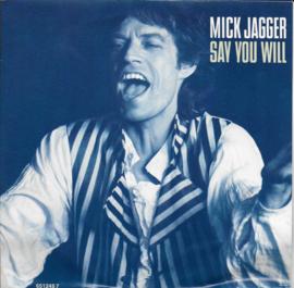 Mick Jagger - Say you will