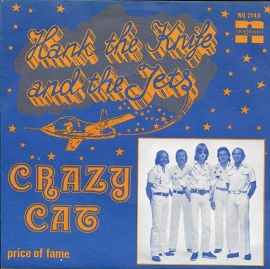 Hank the Knife and The Jets - Crazy cat
