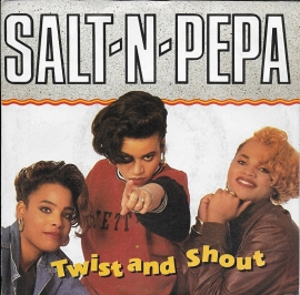 Salt-n-Pepa - Twist and shout