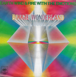 Earth, Wind & Fire with The Emotions - Boogie wonderland (Duitse uitgave)