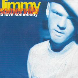 Jimmy Somerville - To love somebody (Engelse uitgave)