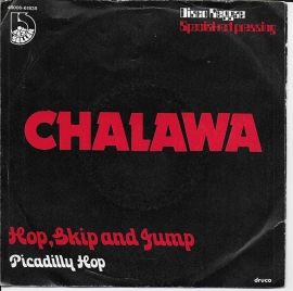 Chalawa - Hop, skip and jump (red vinyl)