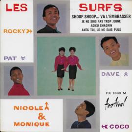 Les Surfs - Shoop shoop...va l'embrasser