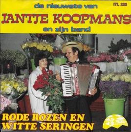 Jantje Koopmans - Rode rozen en witte seringen