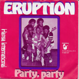 Eruption - Party, party