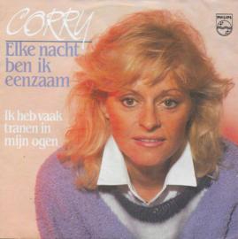 Corry Konings - Elke nacht ben ik eenzaam