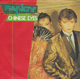 Fancy - Chinese eyes (Duitse uitgave)