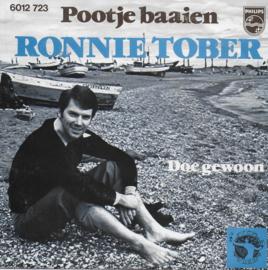 Ronnie Tober - Pootje baaien