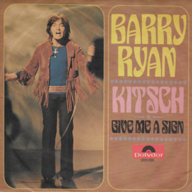 Barry Ryan - Kitsch (German edition)