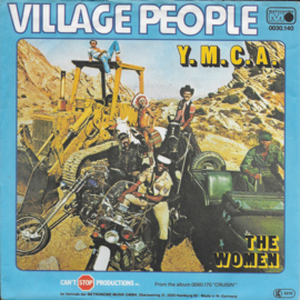 Village People - Y.M.C.A. (German edition)