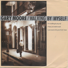 Gary Moore - Walking by myself