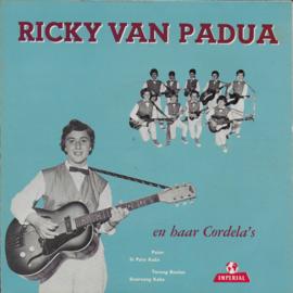 Ricky van Padua en haar Cordela's - Peter