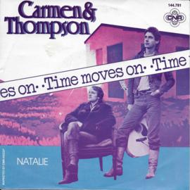 Carmen & Thompson - Time moves on