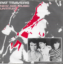 Pat Travers - New age music