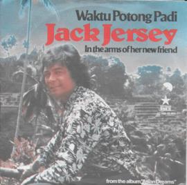 Jack Jersey - Waktu potong padi