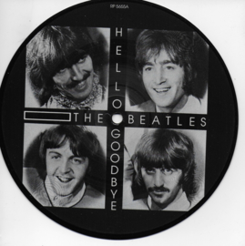 Beatles - Hello goodbye (Picture disc)