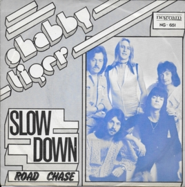 Shabby Tiger - Slow down