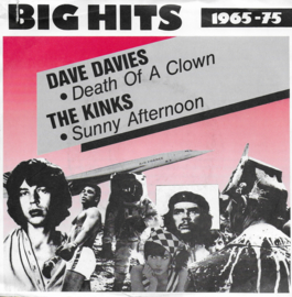 Dave Davies - Death of a clown / Kinks - Sunny afternoon