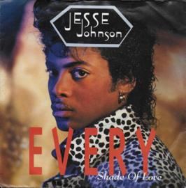 Jesse Johnson - Every shade of love