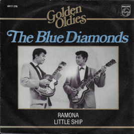 Blue Diamonds - Ramona