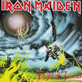 Iron Maiden - Flight of icarus (2014 uitgave)