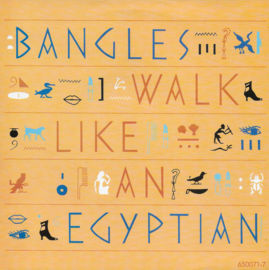 Bangles - Walk like an Egyptian (English edition)