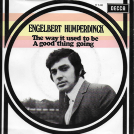 Engelbert Humperdinck - The way it used to be