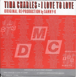 Tina Charles - I love to love '87