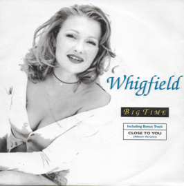 Whigfield - Big time (Duitse uitgave)