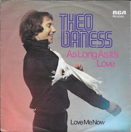 Theo Vaness - As long as it's love