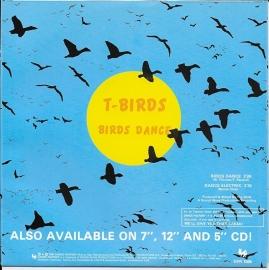 T-Birds - Birds dance