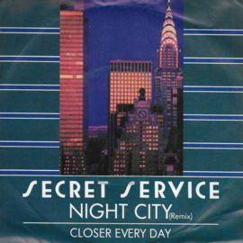 Secret Service - Night city (remix)